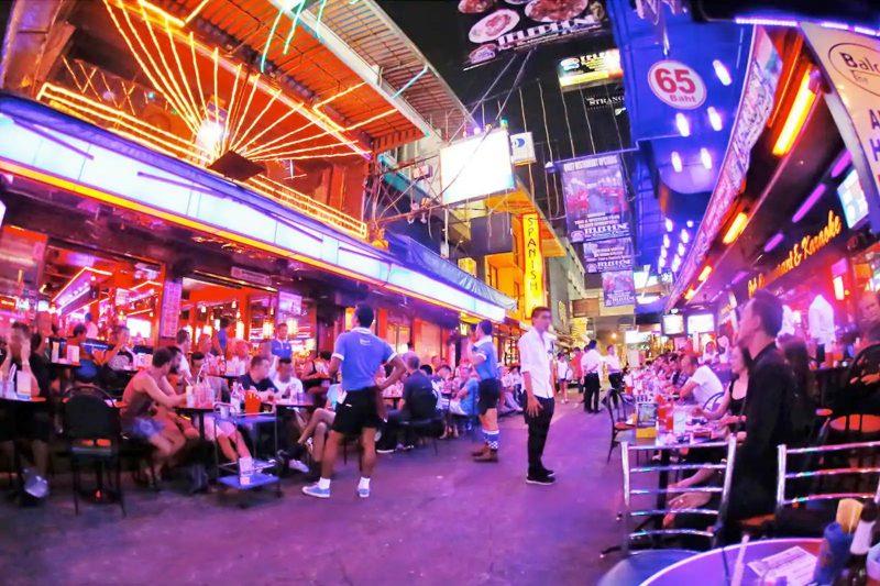 Thailand bangkok ladyboy in bars Thai ladyboy